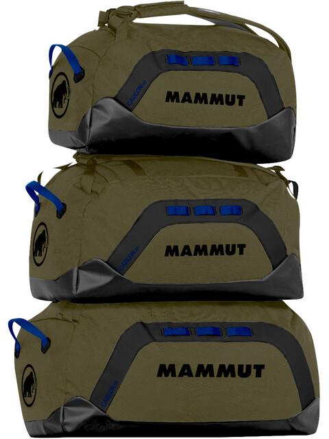 Mammut Cargon Bag 90l olive-black